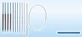 Почечные дилататоры + интродюсер + 4 трубки Амплац в наборе