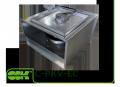Вентилятор C-PKV-EC канальный радиальный прямоугольный с ЕС-двигателем