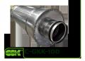 Шумоглушитель C-GKK-100-900 трубчатый для круглых каналов