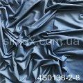 Джинсовая стрейчевая ткан однотонный, Код: 4S0138-2-8 Голубой