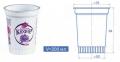 Стаканчики для кисломолочных продуктов