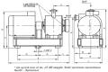 Двухвинтовый насос обогревный типа 2ВГ
