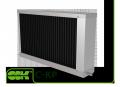 C-KP-60-30 канальный каплеуловитель вентиляционный