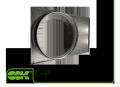 Перехідник / адаптер канальний на прямокутний перетин CP-100-50