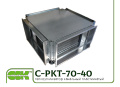 C-PKT-70-40 plate heat exchanger for ventilation systems