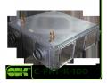 Канальный теплоутилизатор пластинчатый C-PKT-K-100