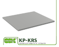 Дах KP-KRS-80-80 від опадів для вентиляції