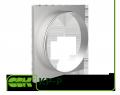 Адаптер KP-P-50-50/355 для присоединения вентилятора