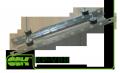 Vibration isolating base KP-VBR-67-67