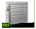 Воздушный клапан KP-REG-100-100 для канальной вентиляции