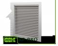 Решетка нерегулируемая канальная KP-RKO (RKA)-40-40