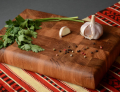 Доска деревянная разделочная