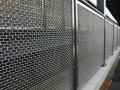 Забор из сетки 60х60х3 L50 (2х1,5) м