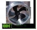 Вентилятор канальний осьової C-OZA-N-020-4-220
