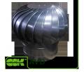 El deflector AVD activo de torbellino. Los deflectores, los paraguas para las chimeneas