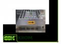 Крышный вентилятор KROM-4,5-0,710 радиальный малой высоты