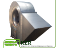 Elementen en componenten van systemen industrielle ventilatie