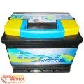 Автомобильный аккумулятор ISTA 6СТ-66 АзЕ Classic