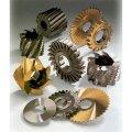 Mill tripartite 100х14х32 solid alloy