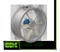Axiální ventilátor OZA 201