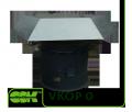 Ventilátor střešní dodávky VKOP-0
