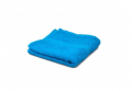Полотенце гладкокрашенное  с бордюром (бирюзовое) 40х70 см