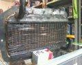 Радиатор  отопителя Газ-66, печка
