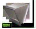 Переходник-адаптер C-K-50-25-45 для теплоутилизатора C-PKT