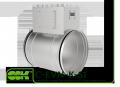 Воздухонагреватель электрический для круглых каналов  C-EVN-K-S1