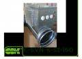 Воздухонагреватель C-EVN-K-S2-160-3,0 канальний електричний