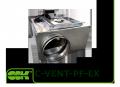 C-VENT-PF-EX-150-4-380 вентилятор взрывозащищенный для круглых каналов