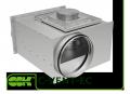 Вентилятор канальный с EC-двигателем C-VENT-EC-250-2-220