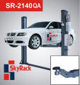 Двухстоечный электрогидравлический подъемник SkyRack SR-2140 QA Professional