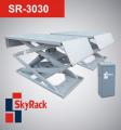 Ножничный электрогидравлический подъемник SkyRack SR-3030 Basic