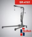 Гидравлический кран для снятия двигателя, складной SkyRack SR-4161