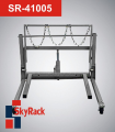 Тележка гидравлическая для перемещения сдвоенных колес SkyRack SR-41005