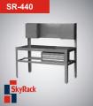 Верстак слесарный SkyRack SR-440