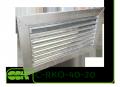 C-RKO-40-20 нерегулируемая решетка для канальной вентиляции