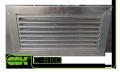 Решетка нерегулируемая для прямоугольных каналов C-RKO-60-35