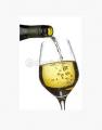 Вино столовое полусладкое белое Сладкий грех