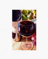Вино красное полусухое Медвежья кровь Виктория