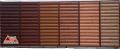 Блок-Хаус металлический Строй-Дом (0,40 мм., Китай, Брус)