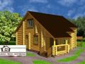 Къщи от греди