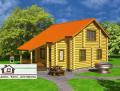 Дома каркасные из дерева