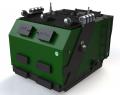 Твердотопливный котел длительного горения Gefest-Profi S - 1150 кВт
