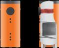 Pojemność buforowa, połączona zbiornik zasobnika