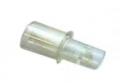 Алкометры, мундштук универсальный с клапаном к олкотестерам, комплектующие для алкотестеров и алкометров, купить в Киеве