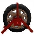 Блокатор коліс «КРАБ» універсальний