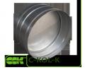 Клапан обратный для круглых воздуховодов C-KOL-K