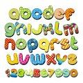 Sticker on a wall of Glozis Alphabet E-099